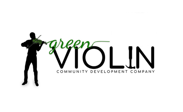 Green Violin Community Development Company Logo